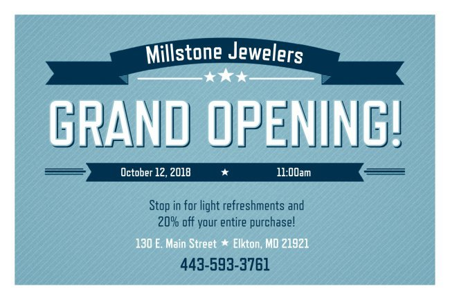 Grand Opening in Elkton!