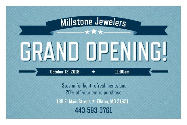 Grand Opening in Elkton!