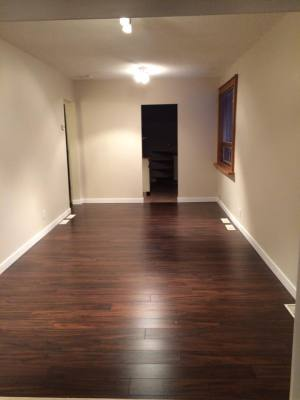 Tile, Laminate and Carpet flooring
