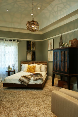 PASADENA SHOWCASE HOUSE FOR THE ARTS 2015 CARRIAGE HOUSE GUEST SUITE