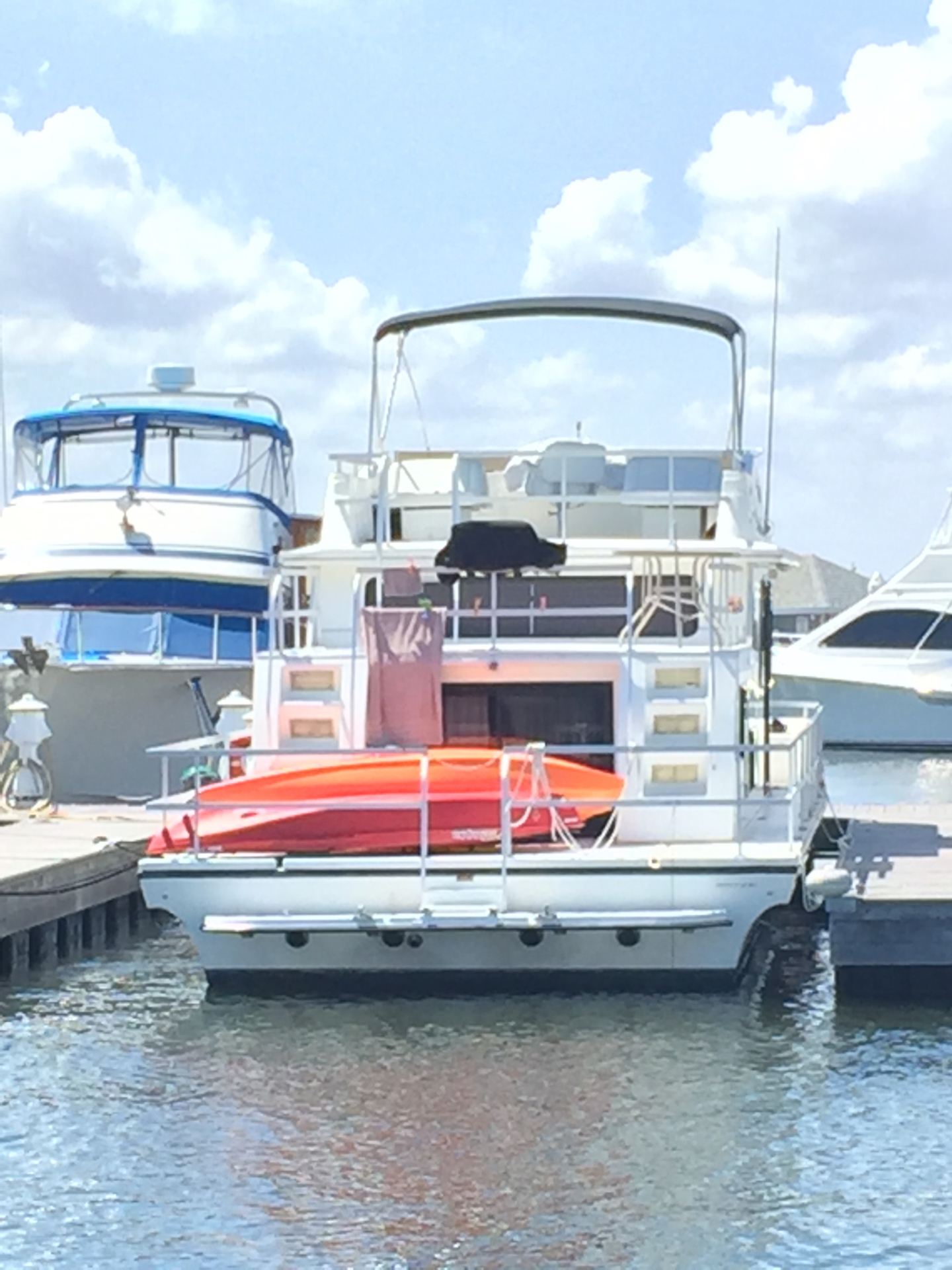 2004 41 GIBSON CLASSIC HOUSE BOAT