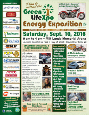 GreenLifExpo Poster 2016 released today!!!!