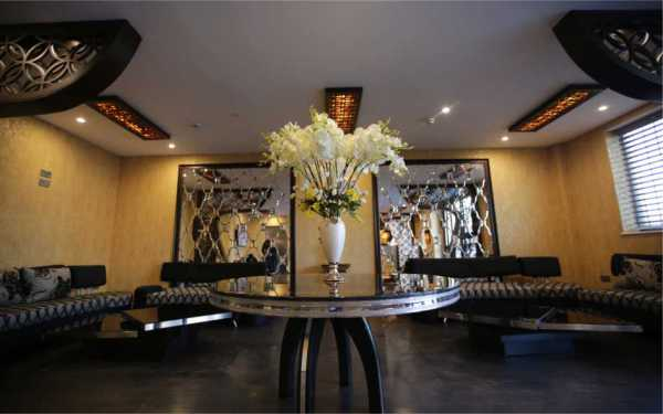 Hotel Lobby Interiors Design