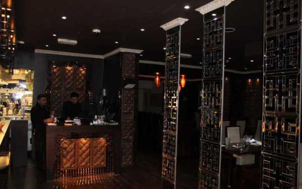Restaurant Interiors Design