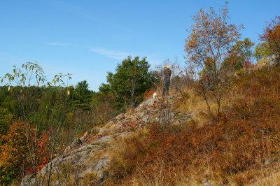 Ridge Climbing at Widgawa