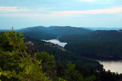 Willisville Hill View