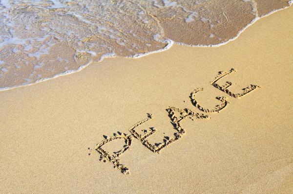 Cristo, Nuestra Paz