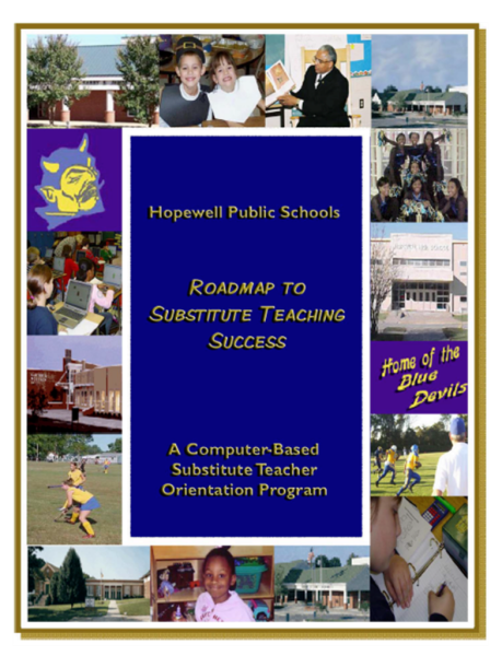 Substitute Teacher Orientation & Training Program