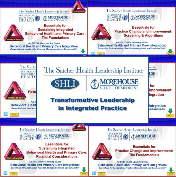 Integrated Care Leadership Program