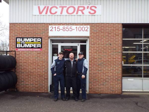 The Crew At Victor's Auto Care