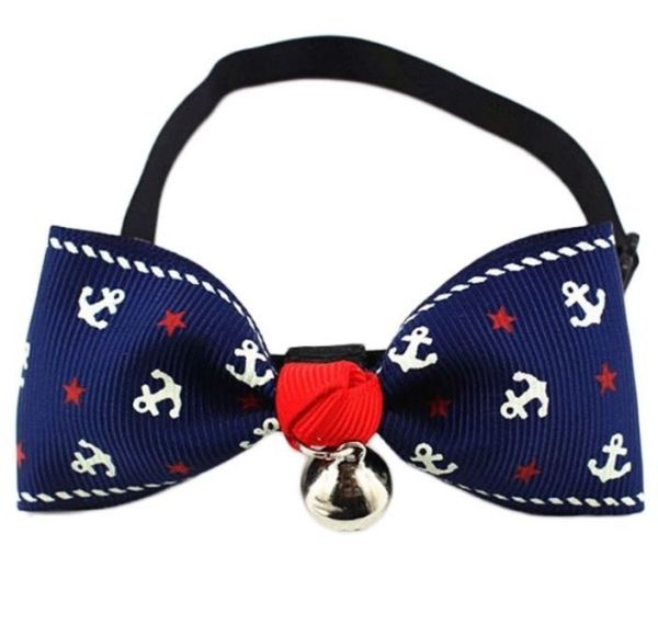 CAT/SMALL DOG DICKY BOW SAILOR DESIGN