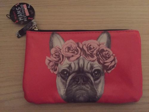 Mans best friend - handy bag - PUG
