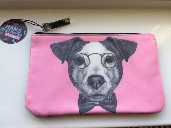 MANS BEST FRIEND HANDY BAG - JACK RUSSELL