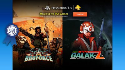 Sony Announces Free PS Plus Games For March