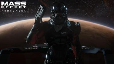 MASS EFFECT ANDROMEDA PUSHED TO 2017