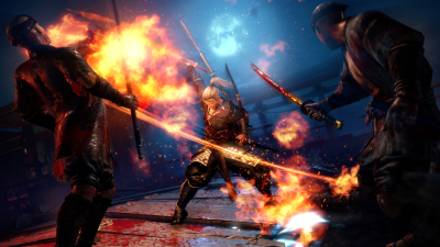 Nioh's Title Should Be Ninja Souls