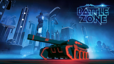 Sony Shows Off VR Game Battlezone