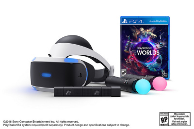 Playstation VR Bundle Pre-Order Still Available
