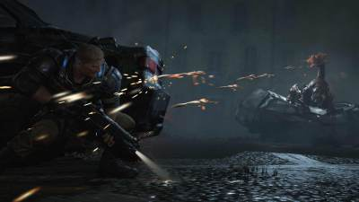 GEARS OF WAR 4 RELEASE DATE AND COVER ART ANNOUNCED