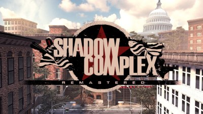 Shadow Complex Remastered Announced for PS4