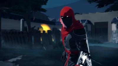 Aragami Announced For PS4 and PC