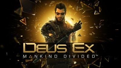 Deus Ex: Mankind Divided Is The Big Game You're Not Thinking About