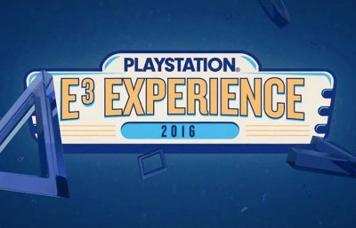 Sony Announces The Playstation E3 Experience