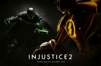 Injustice 2 Gameplay Reveal