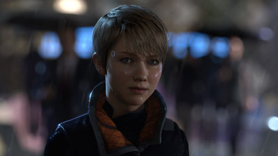 Quantic Dream Shows Off It's New IP