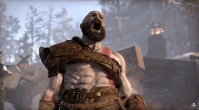 God of War Announced for PS4