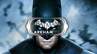 Batman Arkham VR Day 1 PSVR Release