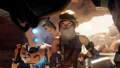 New ReCore Gameplay Trailer