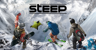 Ubisoft's STEEP Gets a Release Date