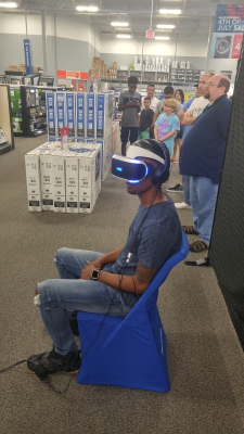 Playstation VR Demo Locations Getting New Demos This Weekend