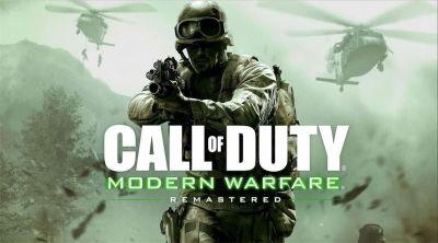 Modern Warfare Remastered Gameplay