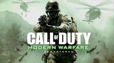 Modern Warfare Remastered Gameplay