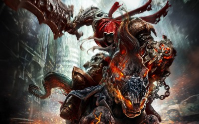 Original Darksiders Coming to PS4, Xbox One, PC and Wii U