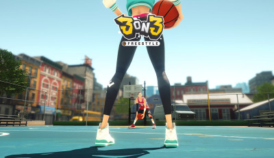 PS4 Exclusive, 3on3 Freestyle is Coming Very Soon