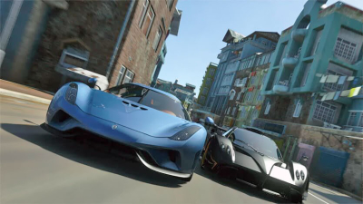 Driveclub VR Will Be a Launch Title for PlayStation VR