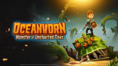 Oceanhorn Is Headed to PS4 and Xbox One