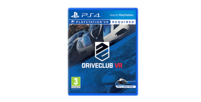 Details About DRIVECLUB VR
