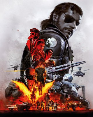 Metal Gear Solid V: The Definitive Experience Coming In October