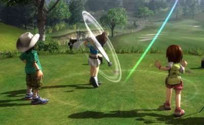 New Hot Shots Golf To Be Shown At Tokyo Game Show