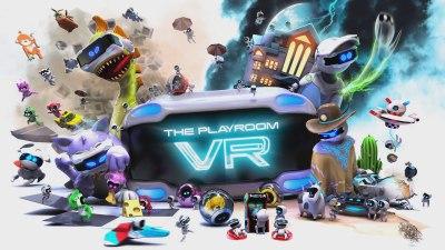 New Playroom VR Gameplay