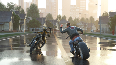 Road Rash Inspired Road Rage Releases On November 8th