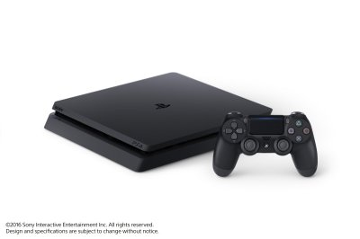 Sony Announces PS4 Slim Bundle