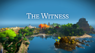 The Witness Is Getting A PS4 Pro Makeover