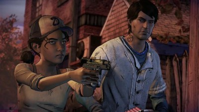 The Walking Dead: A New Frontier Available For Pre-order