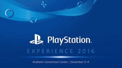 Playstation Experience 2016 Coming in December