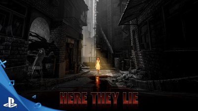 Here They Lie Day One For PSVR